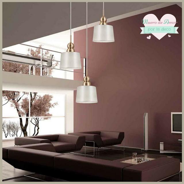 Decoracion en color cobre-Lamparas-8