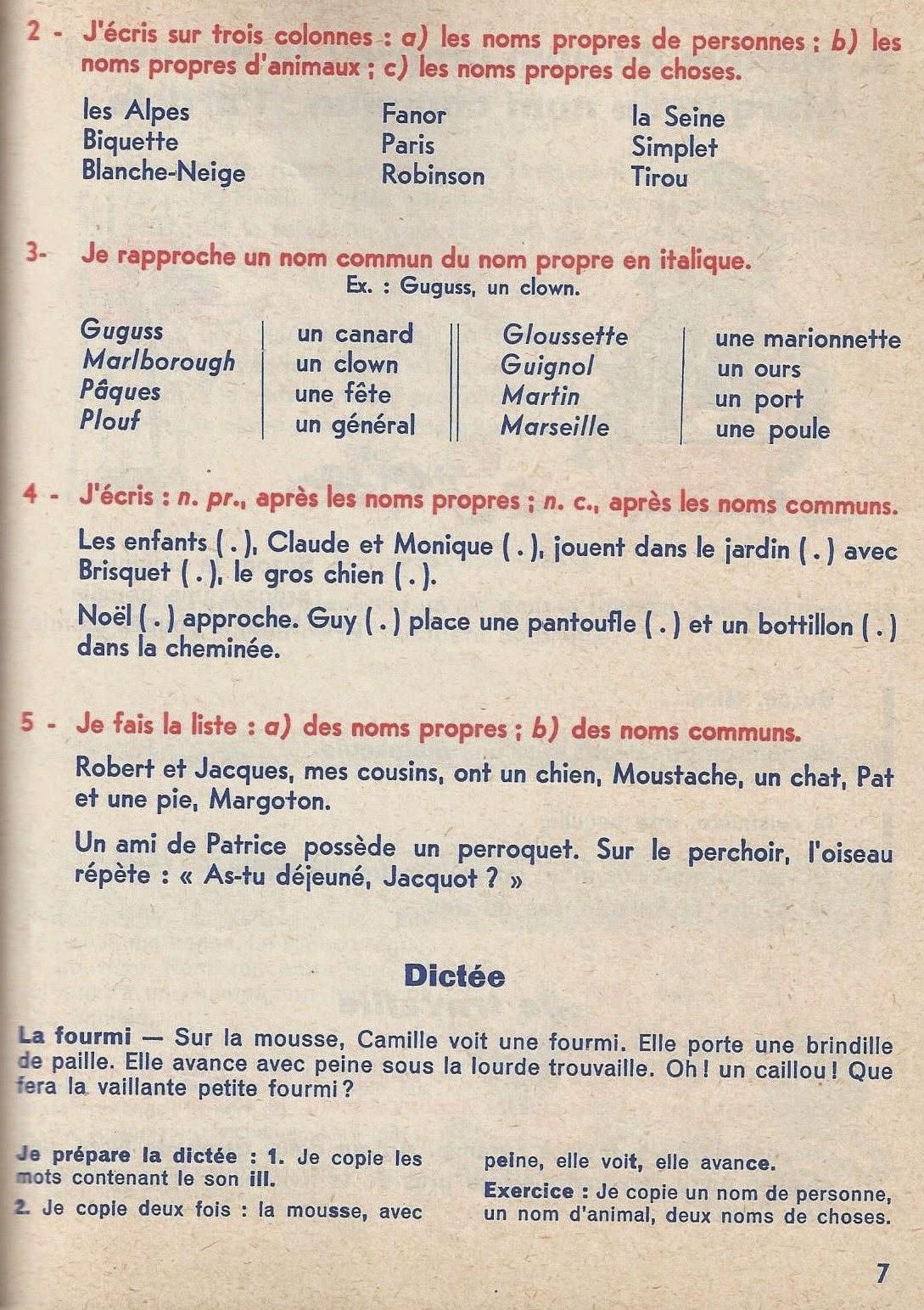 acheter réel pas mal bon out x Manuels anciens: Canac, Jughon, Ma première grammaire CE 2e ...