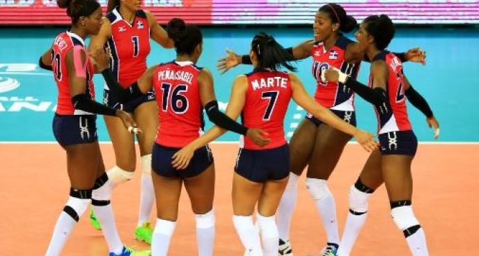 Las Reinas del Caribe debutan con triunfo sobre Tailandia en Grand Prix de Voleibol
