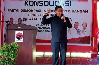 """""""Jika Ingin Menangkan Jokowi, Calon dari PDIP Harus Menang Pilkada Serentak 2018"""" - Info Presiden Jokowi Dan Pemerintah"""