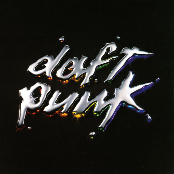 Daft Punk - Discovery Cover