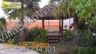 Villa Batu 5 Kamar Di Daerah Pemandian Selecta | Villa Purnama | Villa Batu Wisata