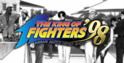 Download Game Android Gratis The King of Fighters '98 apk + obb