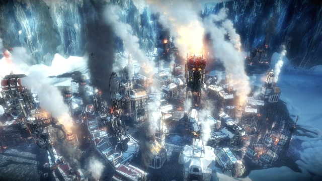 Download Frostpunk PC Gameplay