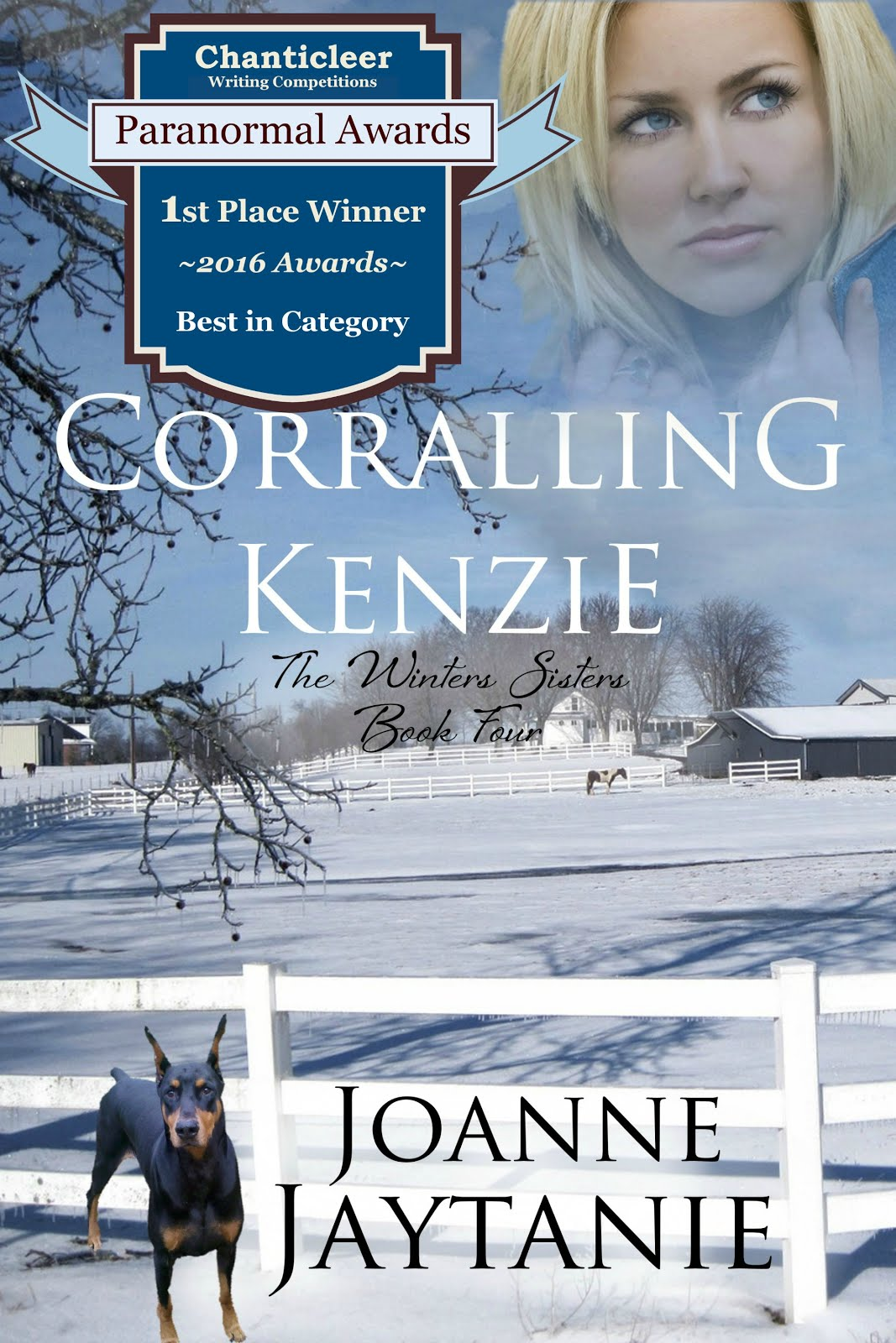 Corralling Kenzie, The Winters Sisters, Book Four