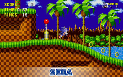 Sonic The Hedgehog Classic Game v3.2.8 Apk (Unlocked)