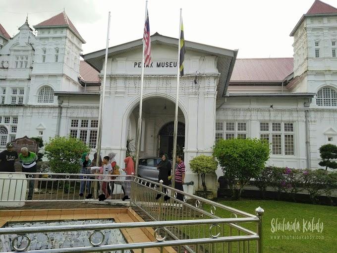 Cuti - Cuti ke Muzium Taiping Perak