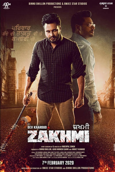 Zakhmi 2020 Full Movie Download