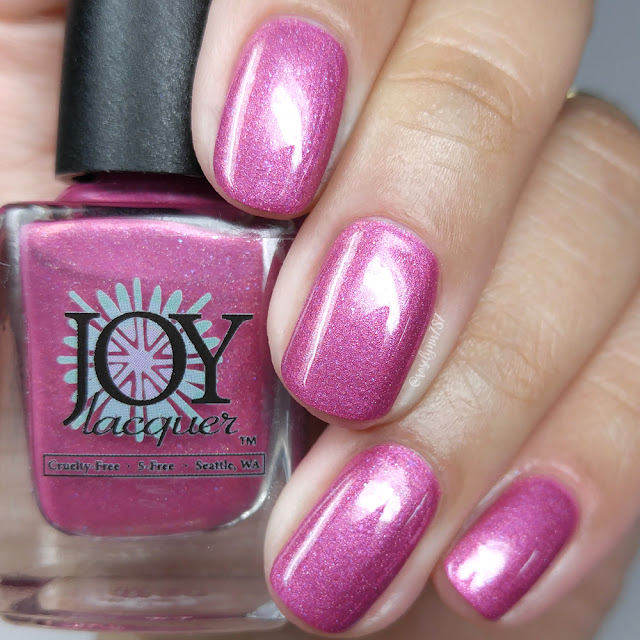 Joy Lacquer - Doing the Unstuck