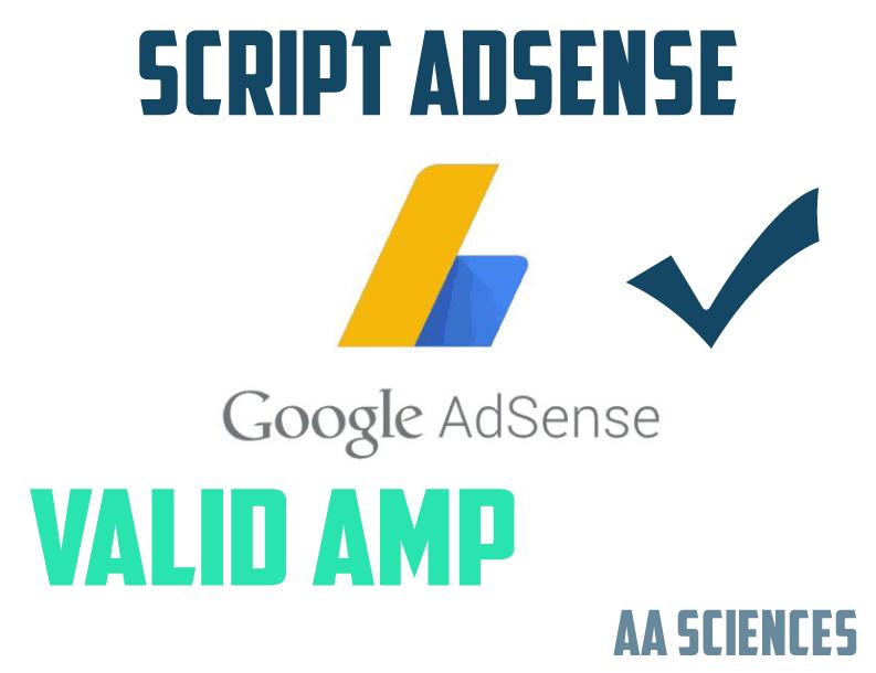 script Adsense AMP