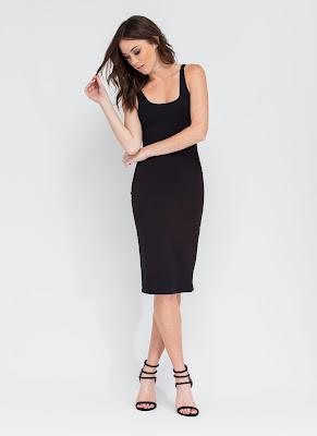 vestidos de noche cortos para señoras