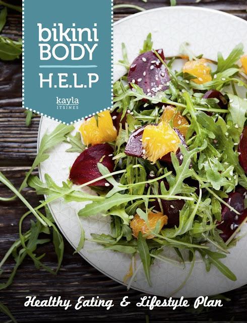 H.E.L.P Bikini Body Nutrition Updated
