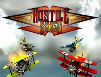 Hostile Skies is an awesome #FirstPersonShooter #FlashGame by #Miniclip!