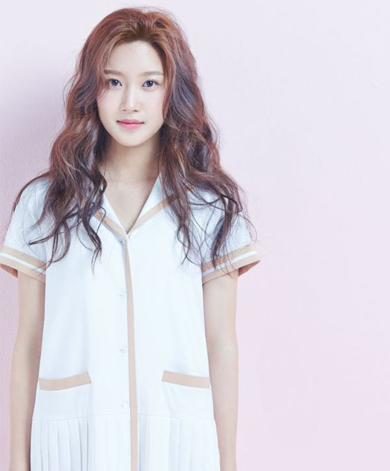 Moon Gayoung cute hairstyles