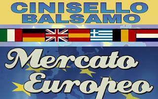 Europa in Piazza dal 13 al 16 ottobre Cinisello Balsamo (MI)