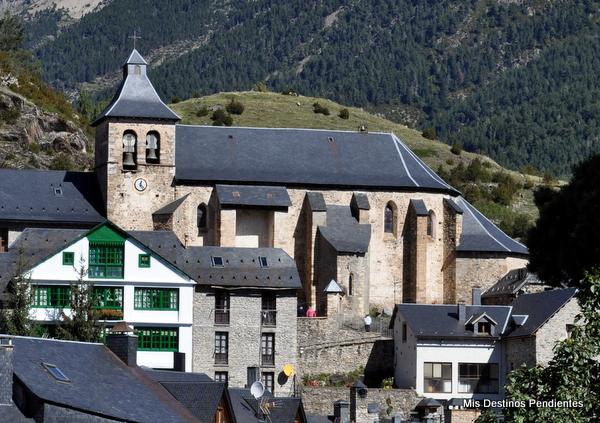 Iglesia de la Asunción (Sallent de Gállego, Huesca)