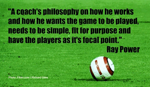 Why Coaches Need To Look Within To Develop a Football Philosophy