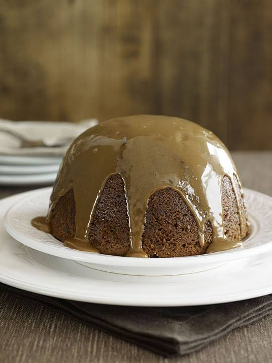 Douwe Egberts Coffee Sticky Toffee Pudding For Sharing