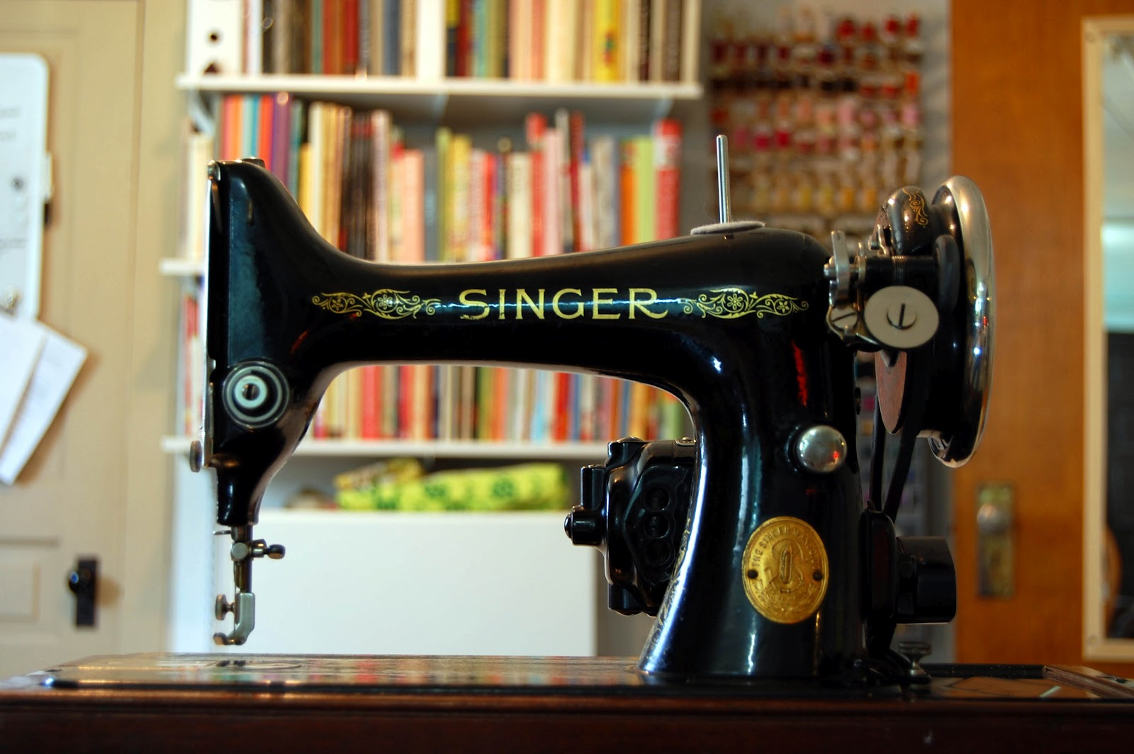 Dating a singer sewing machine 66 16 9