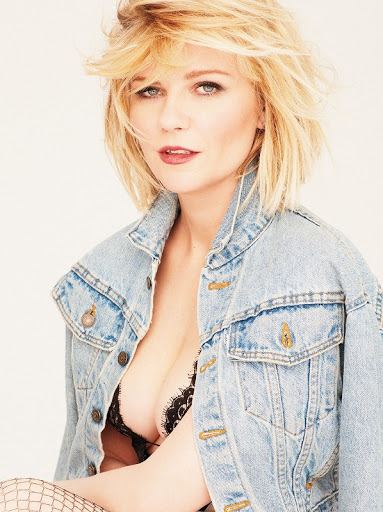kirsten dunst sexy photo shoot for california style magazine models