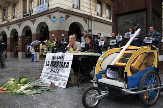 Rueda de prensa sobre La Huertaka