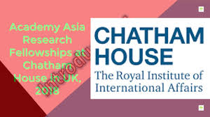 Academy Asia Research Fellowships