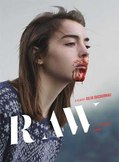Raw 2017 / Poster de la película