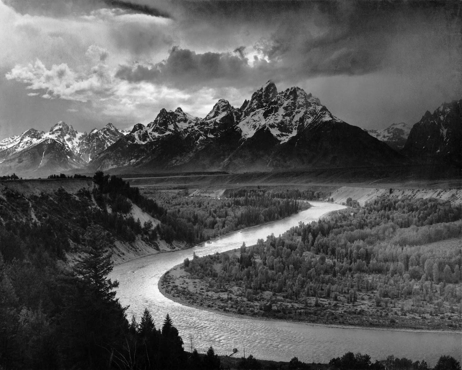 Fotografia de Ansel Adams