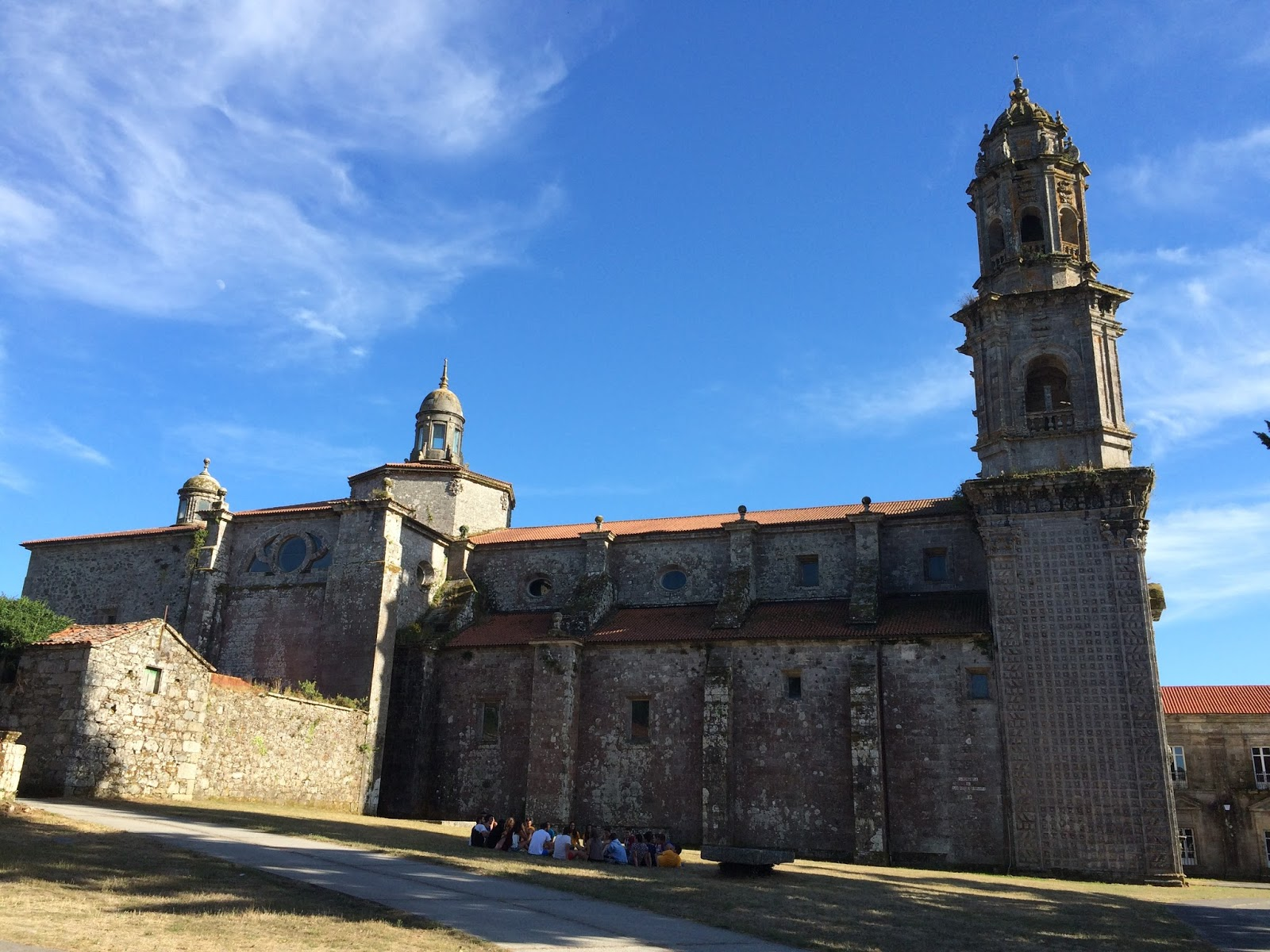 A Lovely Life  Indeed  Sobrado Abbey  A   th Century Monastery in     A Lovely Life  Indeed