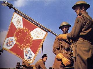 WW2  1st Polish Armoured Div - Regimental Day
