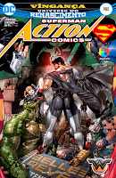 DC Renascimento: Action Comics #980