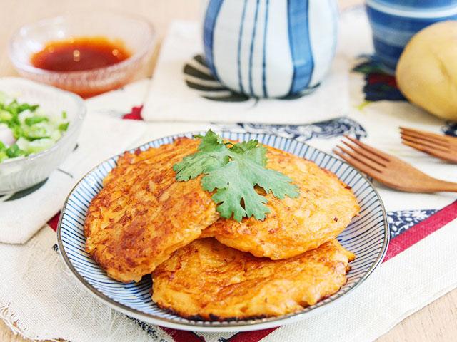 Bữa sáng tuyệt ngon với bánh khoai tây trứng - 9