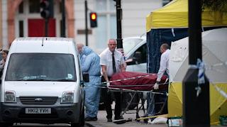 Stabbings That Killed U.S. Woman In London Not Terrorism, Police Say