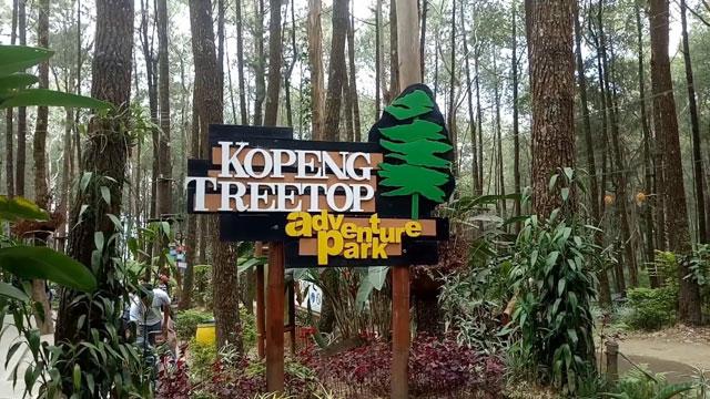 Kopeng Treetop Adventures Park