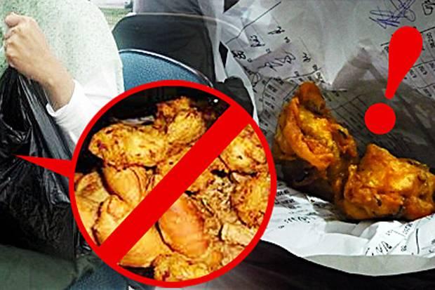 Waspada! Perhatikan Kertas Pembungkus Makanan Yang Biasanya Dipakai Penjual, Karena Sebabkan Berbagai Penyakit Berbahaya