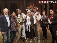"The Winners of 4th MIKS ""Black Sails"" 2018, Sisak Croatia"