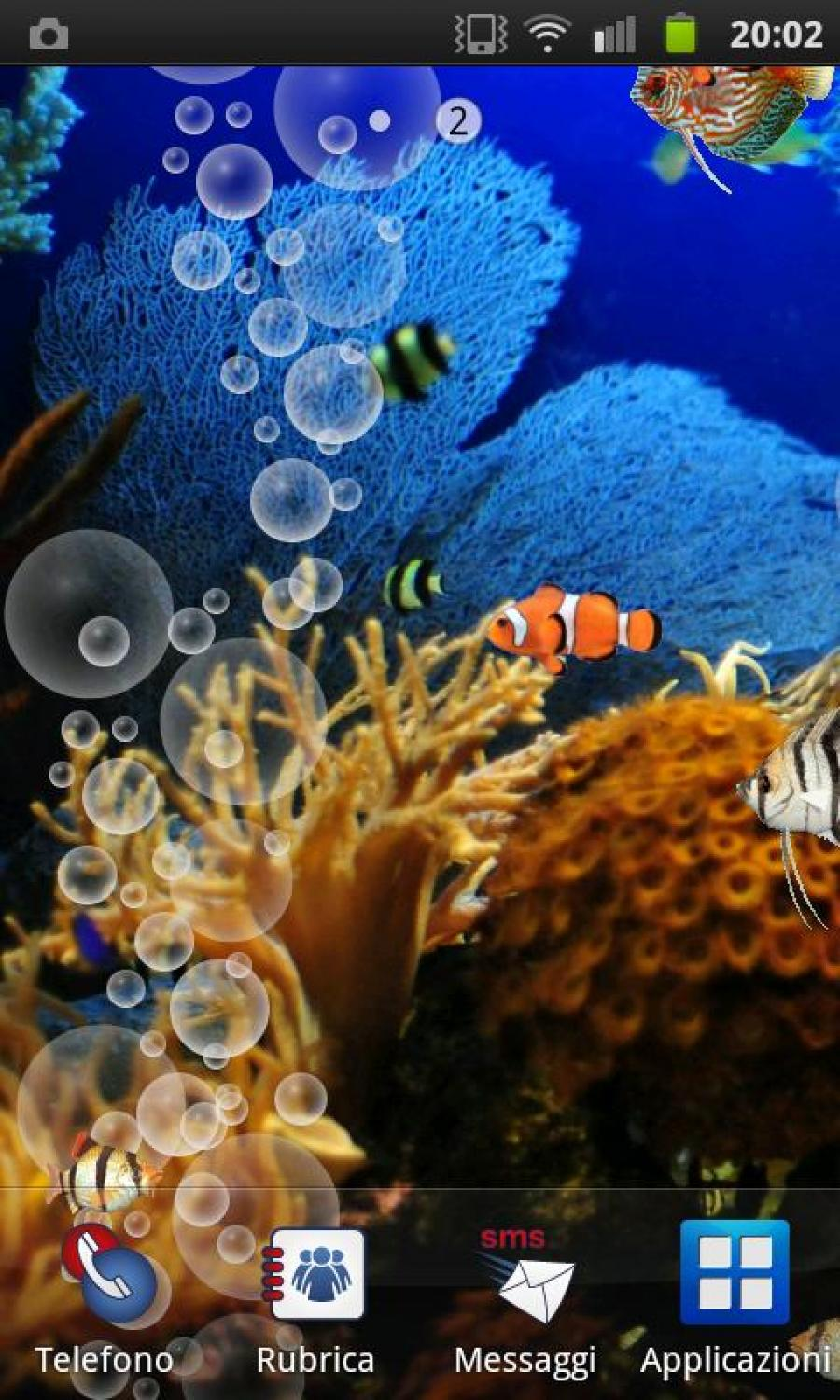 Acquarium live Wallpaper Pro Apk For Android - Approm.org ...