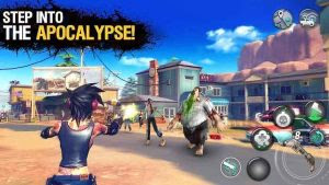 Download Dead Rivals Zombie MMO Mod Apk Terbaru