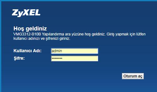 Türk Telekom Modem Arayüzüne Nasıl Girilir?