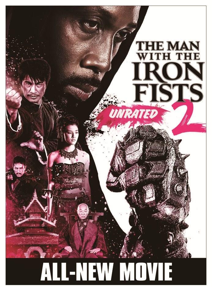 O Homem Com Punhos de Ferro 2 – Dublado (2015)