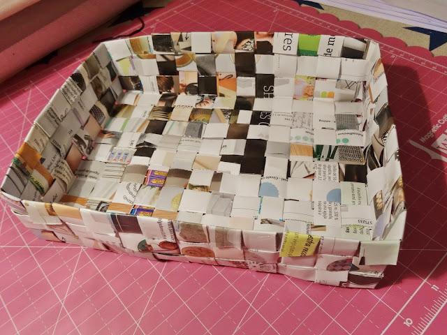 Paso a paso para hacer un organizador de washi tapes