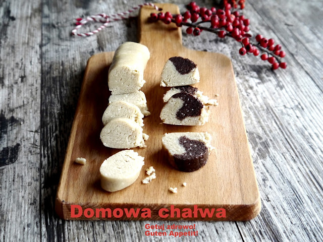 Domowa chałwa sezamowa - Czytaj więcej »