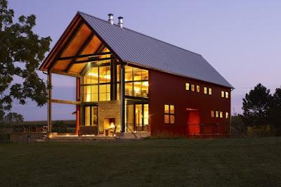 แบบบ้านสไตล์ฟาร์มชนบท