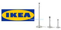 Logo Ikea : Richiamo prodotto lampade Gothem