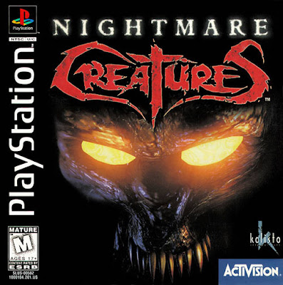 descargar nightmare creatures psx por mega