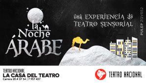 LA NOCHE ARABE (Teatro) 2