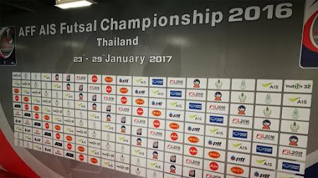 stasiun TV Yang Menyiarkan  AFF Futsal Championship 2017 hari ini