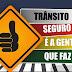 Nesta sexta-feira (25) o Instituto Ramalho Neto realiza palestra sobre a orientação do transito em parceria com o Colégio Geo Santo Antônio.
