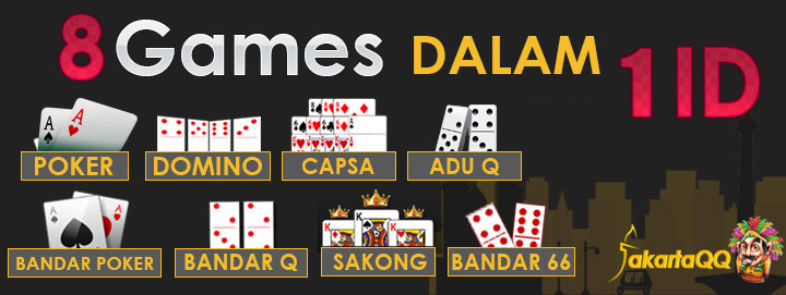 j2 JakartaQQ Adalah Agen Domino QQ Bandarq Online Bandar Poker
