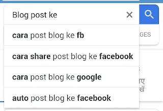 Blog post के लिये high quality keywords का कैसे search करे